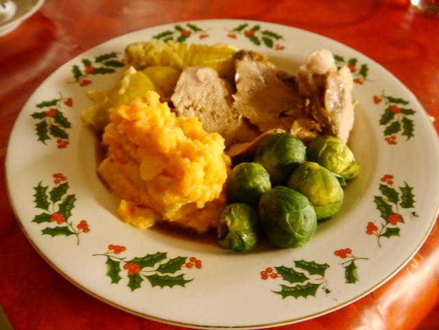 Årets siste kokkeleringsprosjekt for min del - kanskje det mest gjennomførte måltidet jeg noen gang har laget. Nyttårsmeny med sitronen i fokus