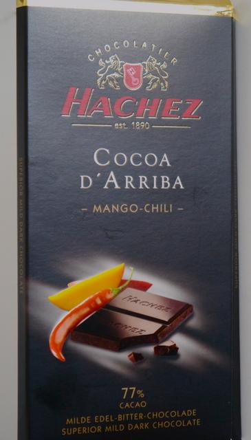 Bruk gjerne sjokolade med smakstilsetning